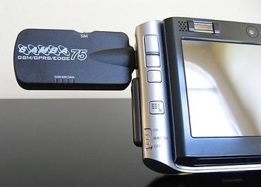 Falcom Samba 75 adaptador EDGE por USB