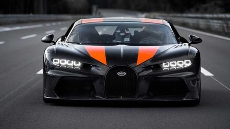 Bugatti Chiron Longtail Del Record Llegara A La Etapa De Produccion 2