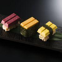 """Si eres un """"sushi lover"""" puede que te enamores de estos dulces"""