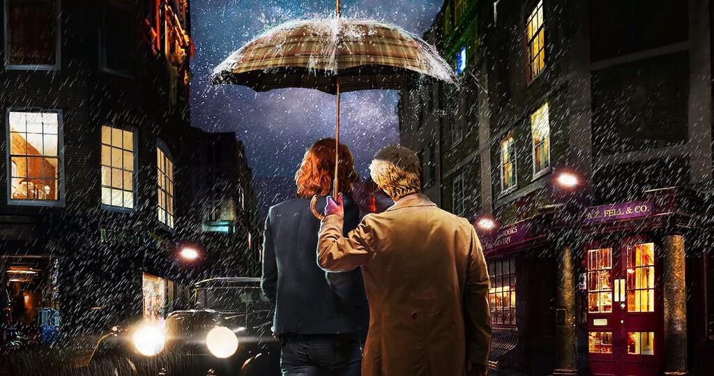 'Buenos presagios' tendrá temporada 2: Neil Gaiman quiere llevar la serie más allá del libro original en Amazon Prime Video