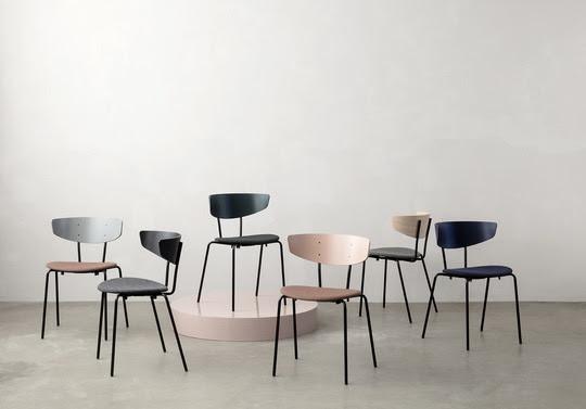 La actualizada versión de Herman Chair por Fiord by Kvadrat, aún nos gusta más que la original