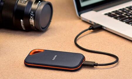 Tienes el TB de almacenamiento SSD portable del SanDisk Extreme Pro rozando su precio mínimo en Amazon por unos 200 euros