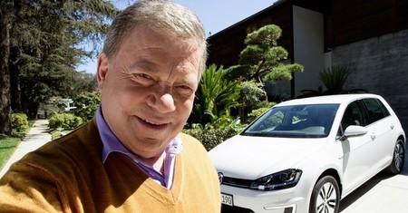 Volkswagen E Golf Star Trek