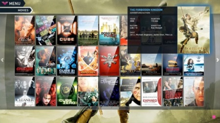 Voddler, cine en streaming y gratuito