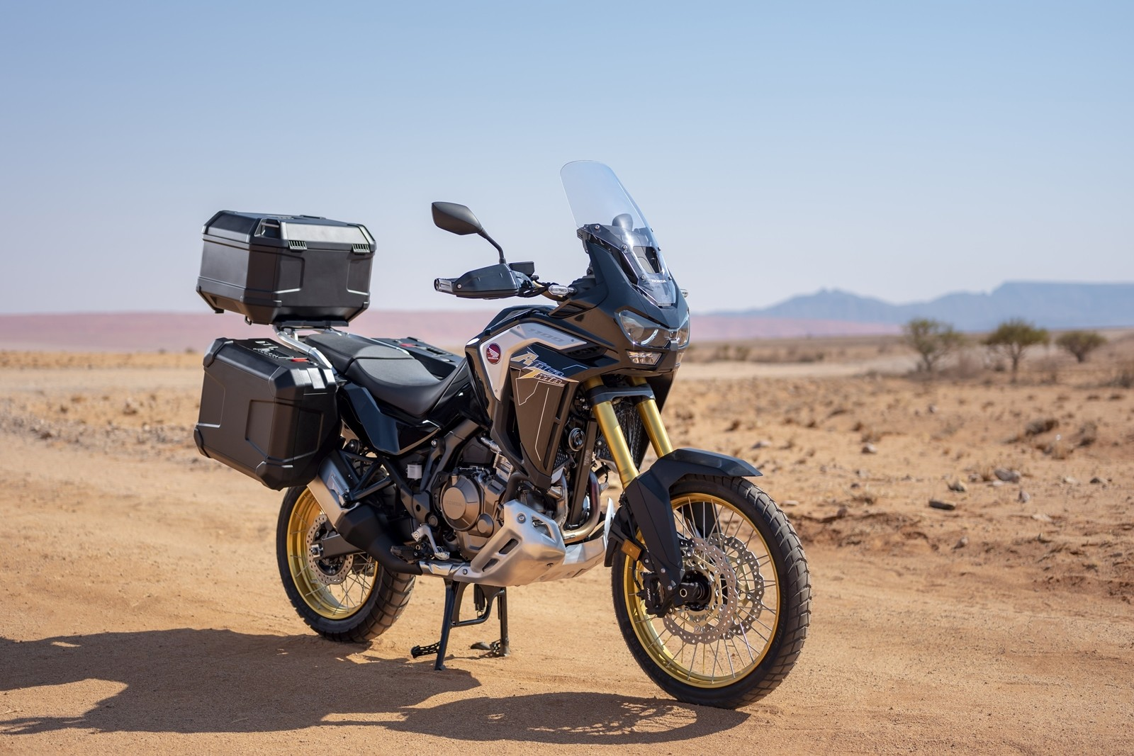 Foto de Honda CRF1100L Africa Twin Adventure Sports 2020 (20/32)