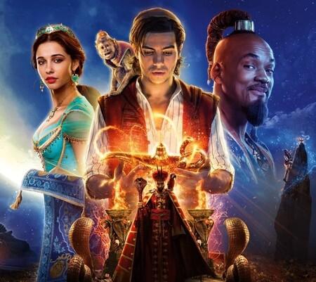 Aladdin tendrá una un spinoff en Disney Plus