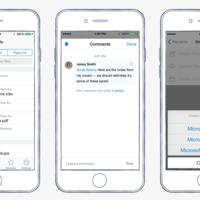Dropbox en iOS estrena comentarios y una promesa: ir de gestor de archivos a suite ofimática