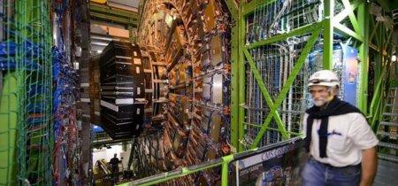 Primeras pruebas de colisiones a 13 TeV en el Gran Colisionador de Hadrones