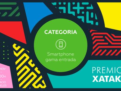 Mejor smartphone de gama de entrada: vota en los Premios Xataka 2017