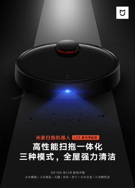 Xiaomi Mijia Robot Vacuum