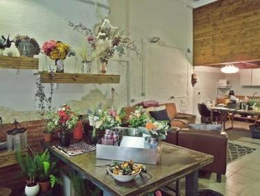 Flowers'Will, artesanía, sensaciones y decoración en Barcelona