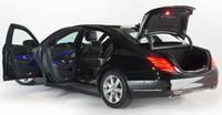 Transeco blinda el Mercedes-Benz Clase S
