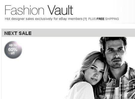 Fashion Vault, eBay nos trae el lujo a buen precio