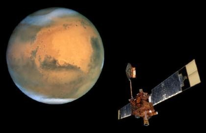 ¿Quién se cargó la Mars Global Surveyor?