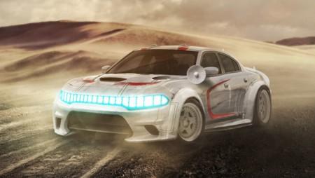El Charger Milenario de Han Solo