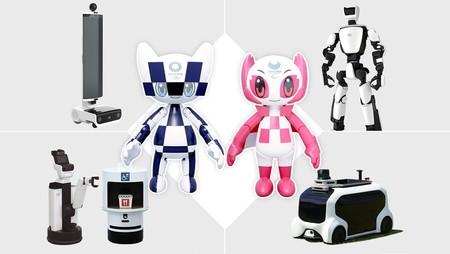 Los Juegos Olímpicos más robotizados: Toyota presenta robots asistentes y vehículos autónomos para Tokio 2020
