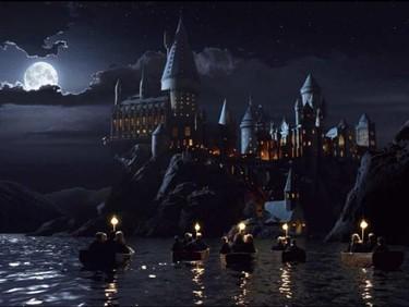 Pippa Middleton ve el Palacio de Buckingham de Kate y sube un Castillo de Hogwarts
