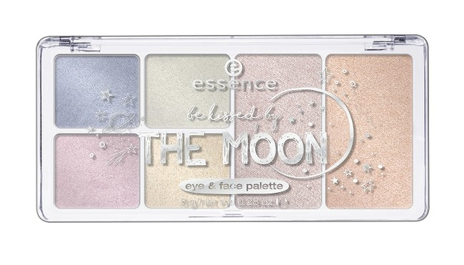 Essence Awesometallics Eye Face Palette