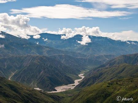 Colombia: El impresionante cañón del Chicamocha