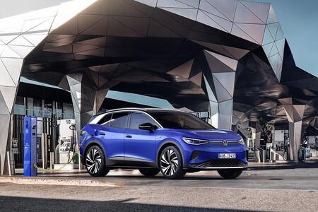 Nuevo Volkswagen ID.4 2020 SUV eléctrico