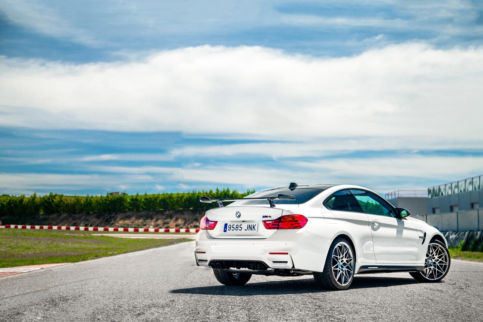 Foto de BMW M4 CS (43/60)