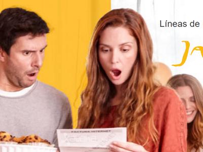 Jazztel aumenta los megas de sus tarifas para líneas adicionales sin subir de precio