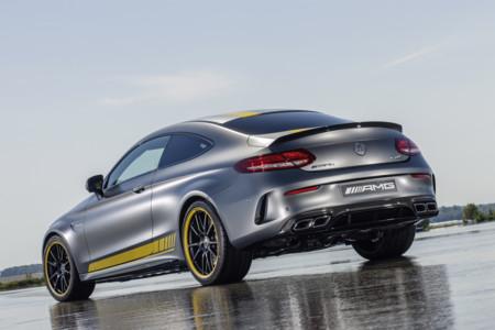 Mercedes-AMG C63 Coupè Edition 1