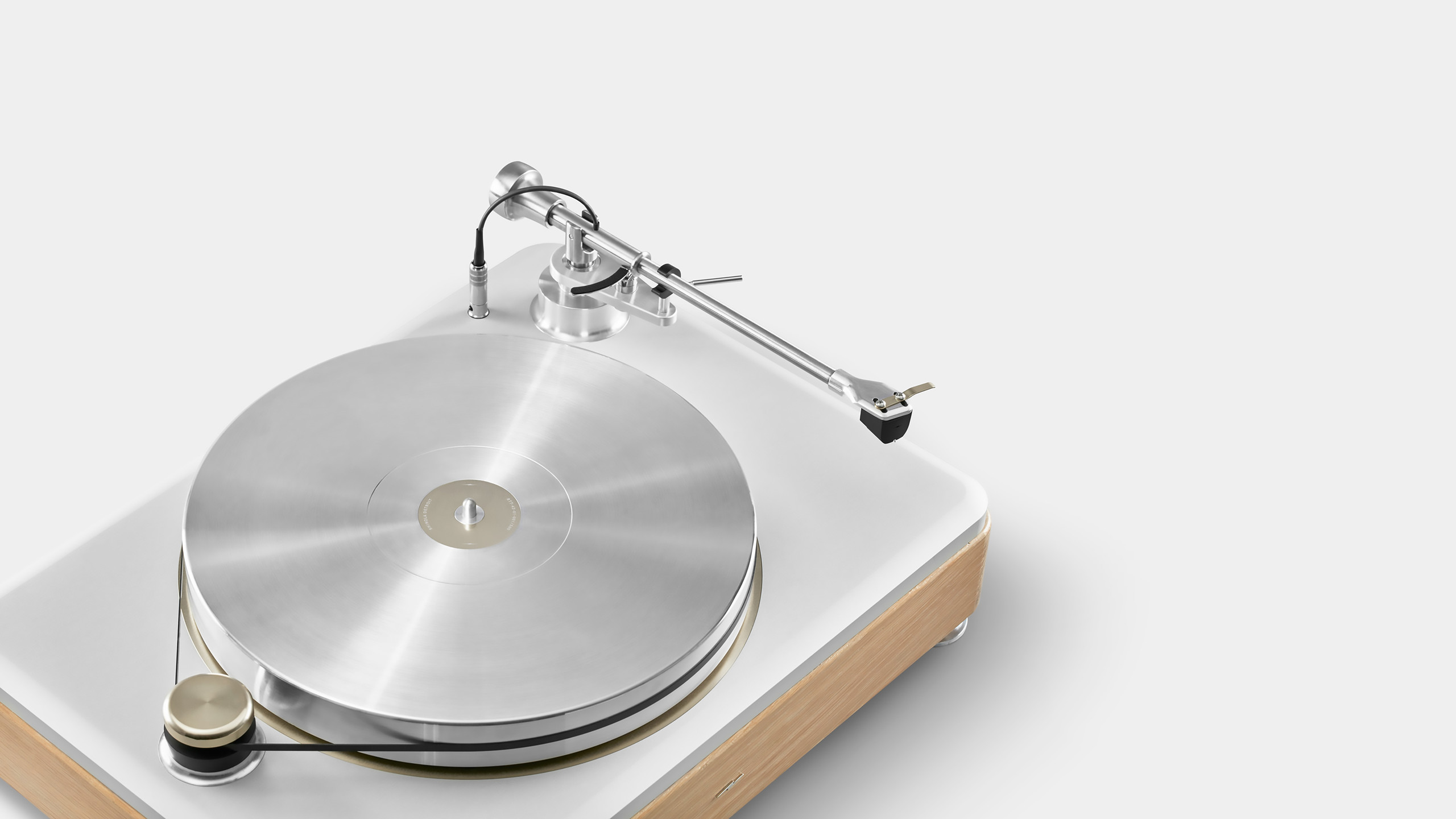 Foto de Shinola Runwell Turntable (6/7)
