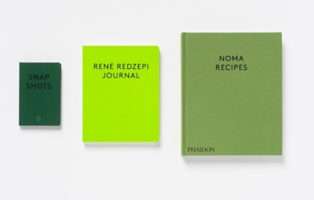 René Redzepi: A Work in Progress, un libro original para regalar a un amante de la cocina