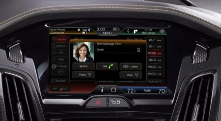 Ford Sync y MyFord Touch