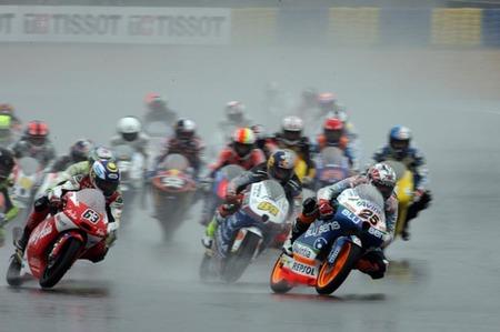 Moto3 en Francia 2012