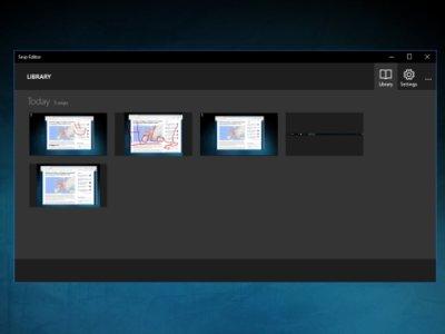 Microsoft lanza Snip y Windows 10 por fin tiene un gestor de capturas a la altura