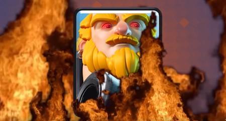 El Gigante Noble sufrirá un rework que divide a la comunidad de Clash Royale