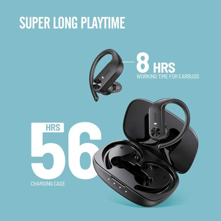 Audífonos deportivos Bluetooth con descuento en Amazon México