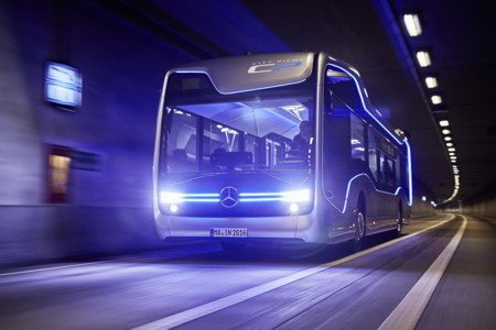 2016 Mercedes Benz Future Bus 4