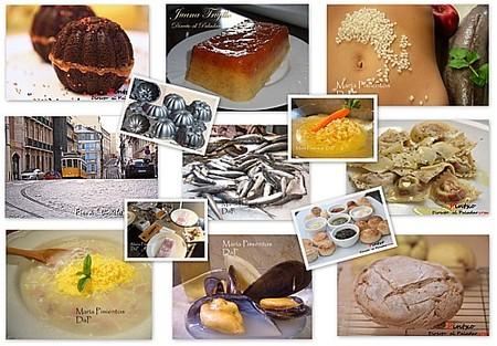 El menú semanal del 26 de octubre al 1 de noviembre de 2009