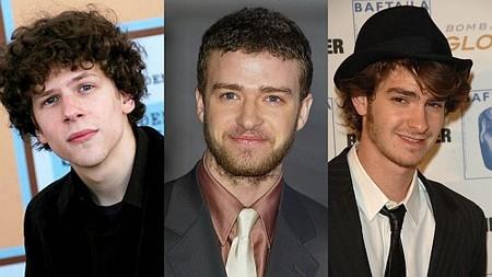 Jesse Eisenberg, Justin Timberlake y Andrew Garfield son los protagonistas de lo nuevo de David Fincher