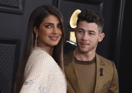 Las parejas más amorosas pisan la alfombra roja de los Premios Grammy 2020