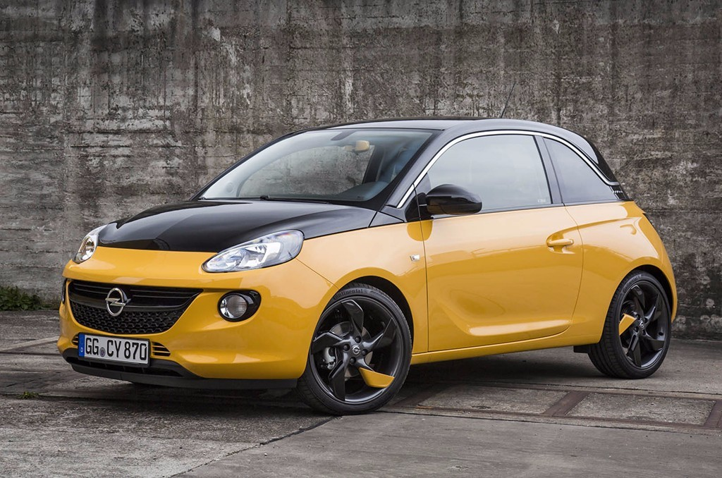 Foto de Opel Adam Black Jack Edition (1/5)