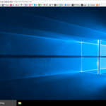 Esta página recrea la experiencia de uso con Windows 10 sobre el navegador