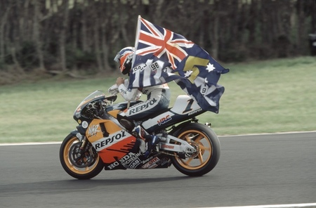 Mick Doohan ya está preparando el GP de Australia 2012