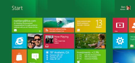 Filtradas capturas de pantalla del reproductor de música Metro de Windows 8