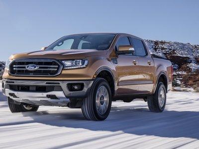 El nuevo Ford Ranger 2019 es más tecnológico, pero también más campero