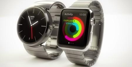 Android Wear, ¿puede enseñarle algo a WatchOS?