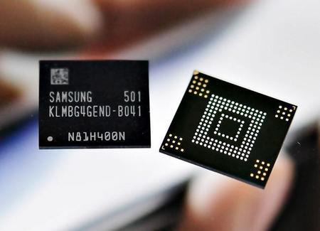 Samsung impulsará móviles 'premium' con memoria ePoP que integra DRAM y NAND