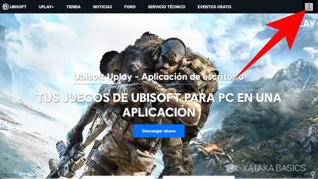 Uplay Web