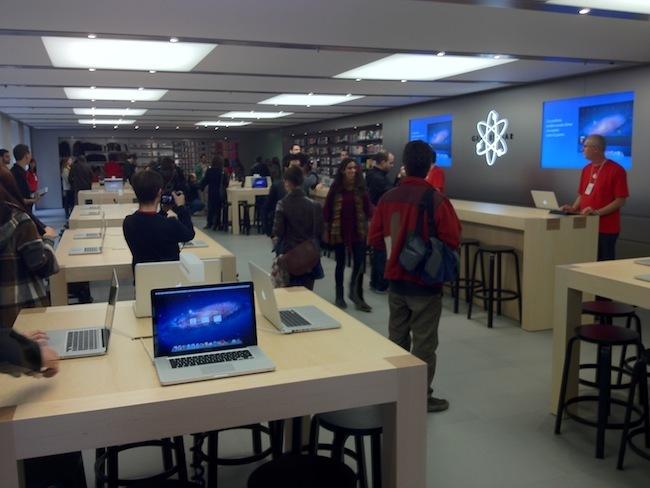 Foto de Apple Store Calle Colón (Valencia) (17/90)