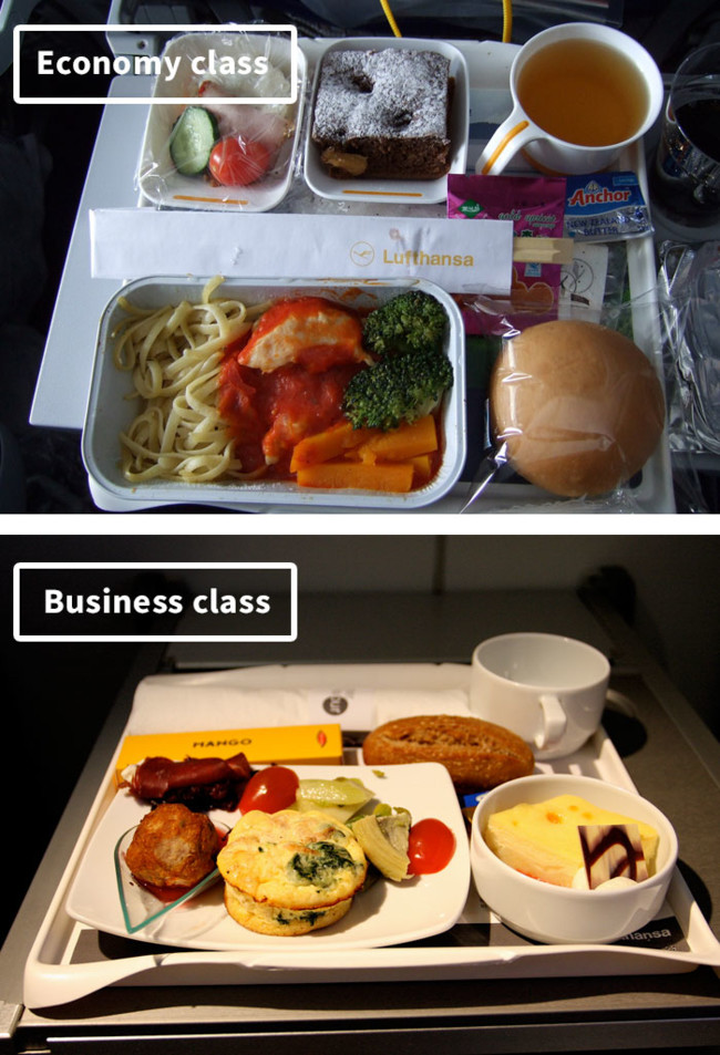 Airline Food 11