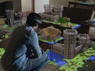 Entre las HoloLens de Microsoft y la realidad virtual de Oculus, me quedo con la segunda opción