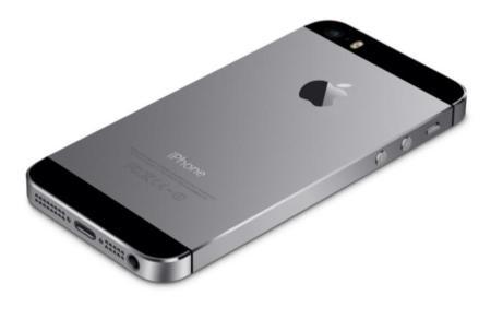 iPhone 5S grafito